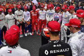 Niki Lauda homenajes Fórmula 1