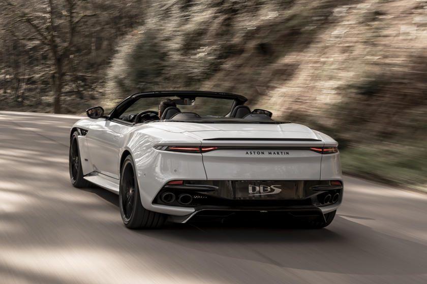 Nuevo Aston Martin convertible