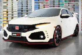 Civic Type R Lego