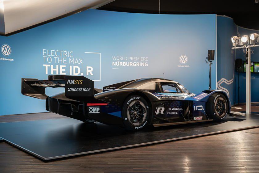 ID. R el auto eléctrico más rápido del mundo