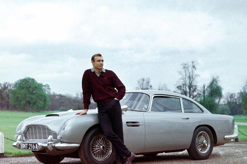 DB5 James Bond