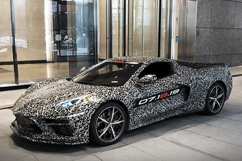 New Corvette C8