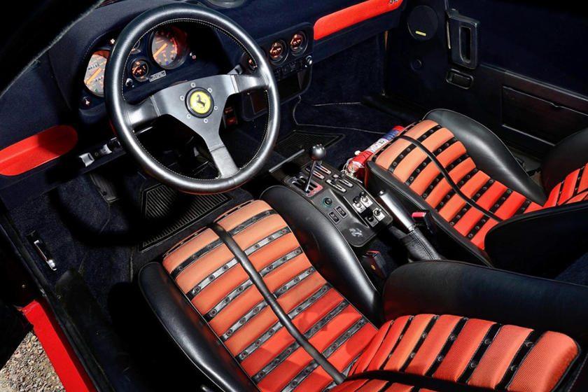 Interior 288 GTO