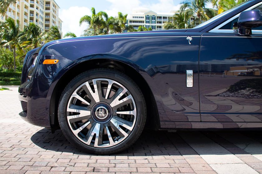 Rolls-Royce Miami Collection Miami by Night