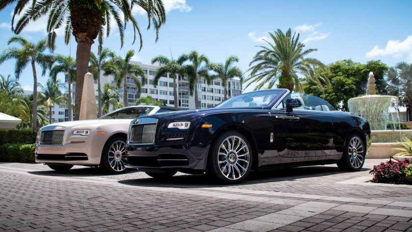 Rolls-Royce Miami Collection