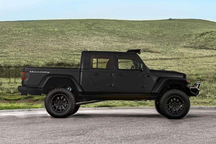 Jeep Gladiator Hennesey