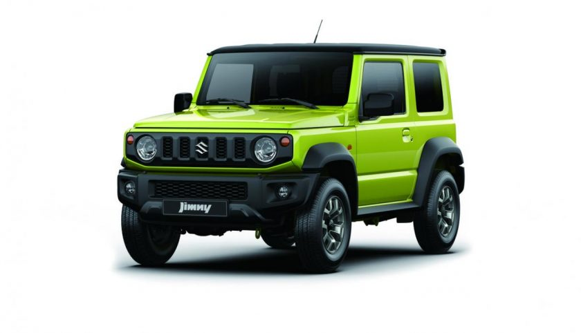 Suzuki Jimmy World Car Awards