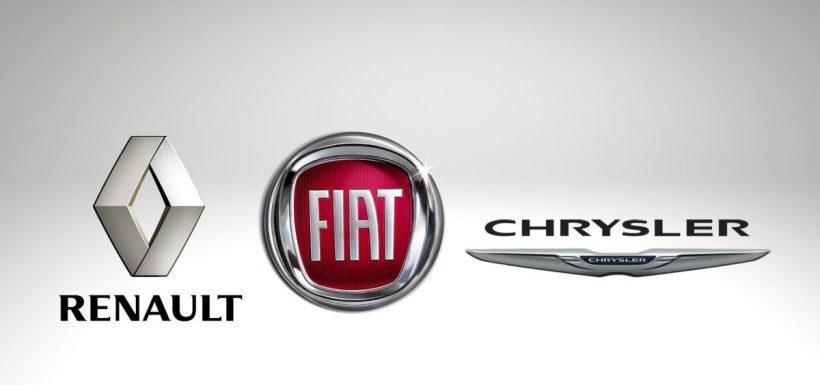 Fiat Chrysler se fusionará con Renault
