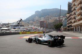 Hamilton GP Monaco Formula 1