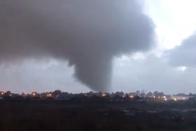 Tornado Los Ángeles Chile