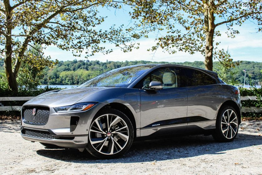 Jaguar I-Pace World Car Awards