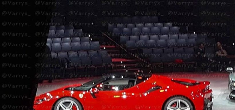 Filtración Ferrari híbrida 1.000 Cv