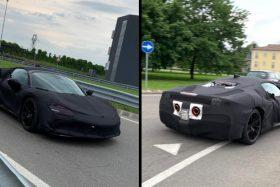 La nueva Ferrari híbrida tendrá 1.000 caballos de velodidad