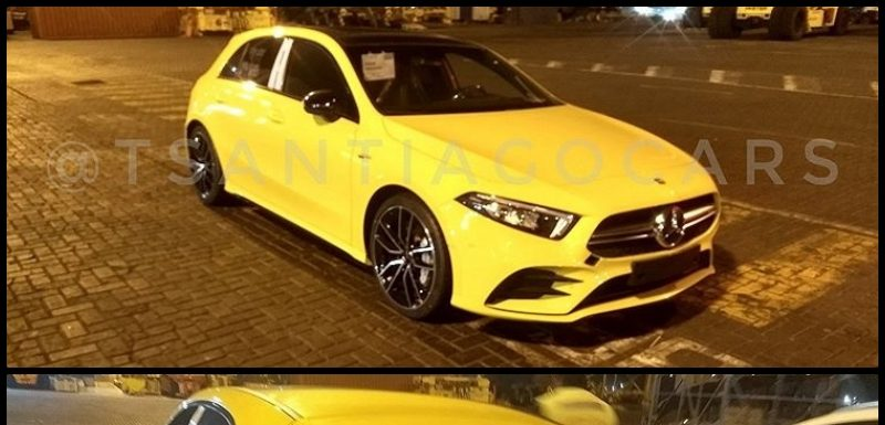 Mercedes-AMG A35 Chile