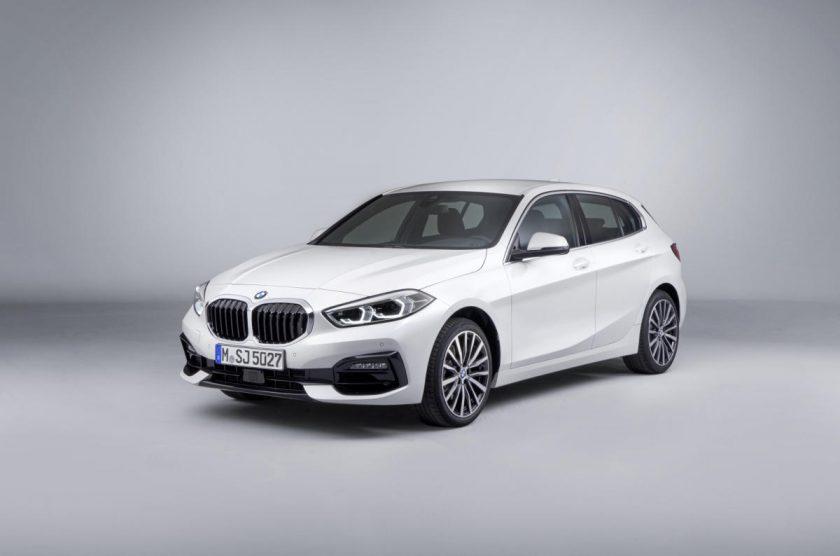 BMW 2020 Serie 1 blanco