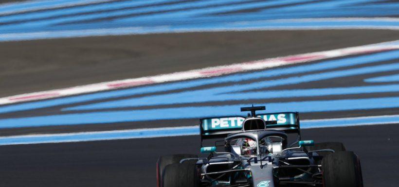 Lewis Hamilton GP de Francia