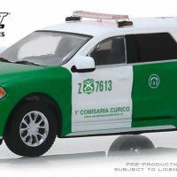 Dodge Durango Carabineros éxito de ventas