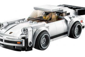 Lego Porsche 930 Turbo