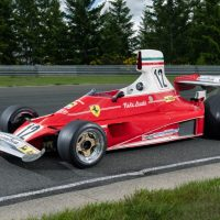 Ferrari 312T Niki Lauda