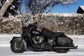 Consejos para proteger la moto en invierno