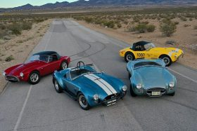 Shelby Cobra Collection