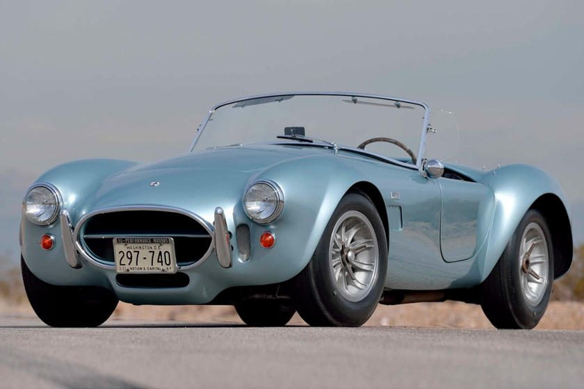 Shelby Cobra remate