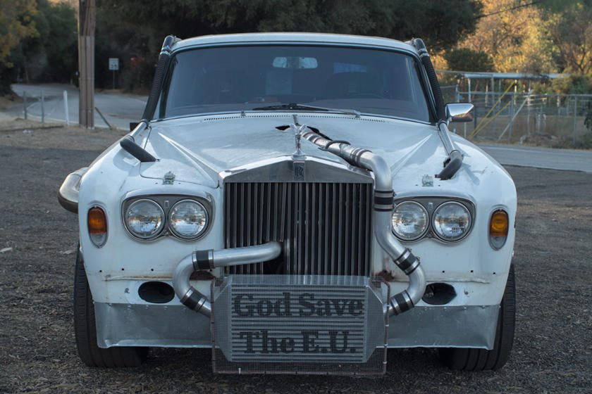 Rolls-Royce modificado
