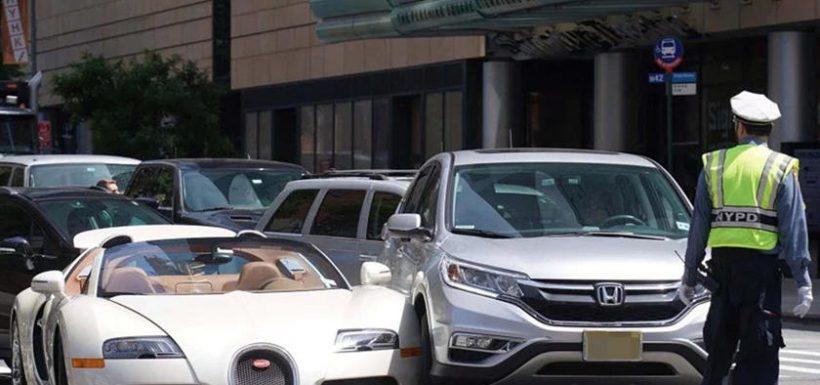 Choque Bugatti Veyron tras 15 minutos de habérselo comprado