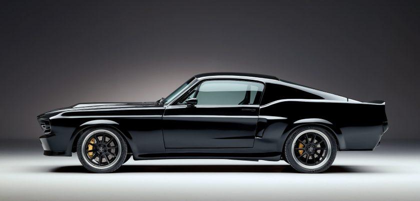 Mustang eléctrico