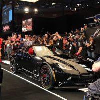 Remate último Corvette de motor central