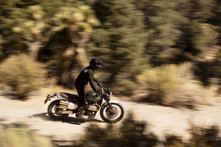 Triumph Scrambler XC