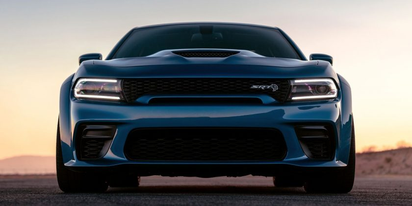 Dodge Charger Hellcat Widebody front
