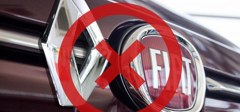 Fiat Chrysler se retiró del acuerdo con Renault