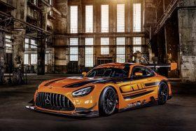 Mercedes-AMG GT GT3