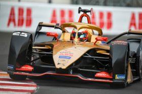 Vergne ganó el ePrix de Berna