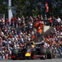 Verstappen ganó el GP de Austria