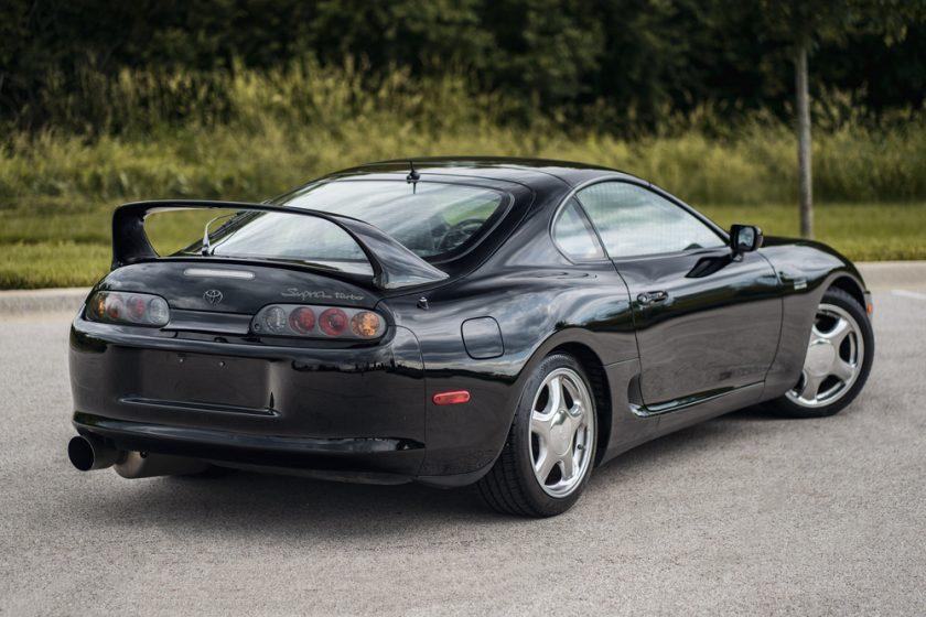 Toyota Supra Anniversary Edition