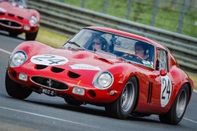 Ferrari 250 GTO declarada obra de arte
