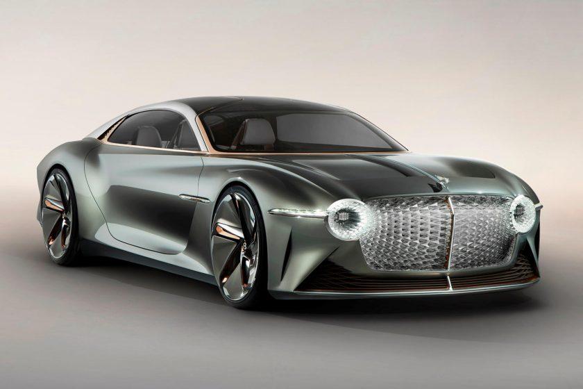 Bentley EXP 100 GT