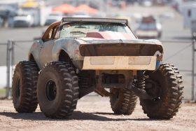 Camaro Monster Truck