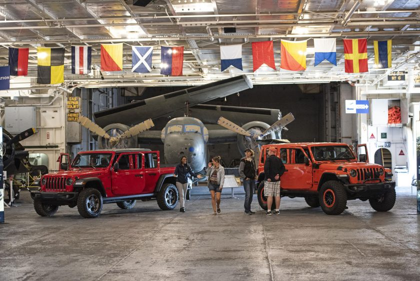 Jeep plane