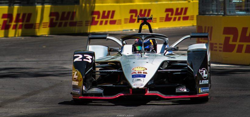 Sébastien Buemi ePrix Nueva York