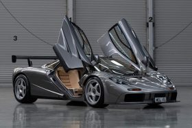 McLaren F1 LM-Specification