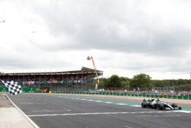 Hamilton GP Gran Bretaña