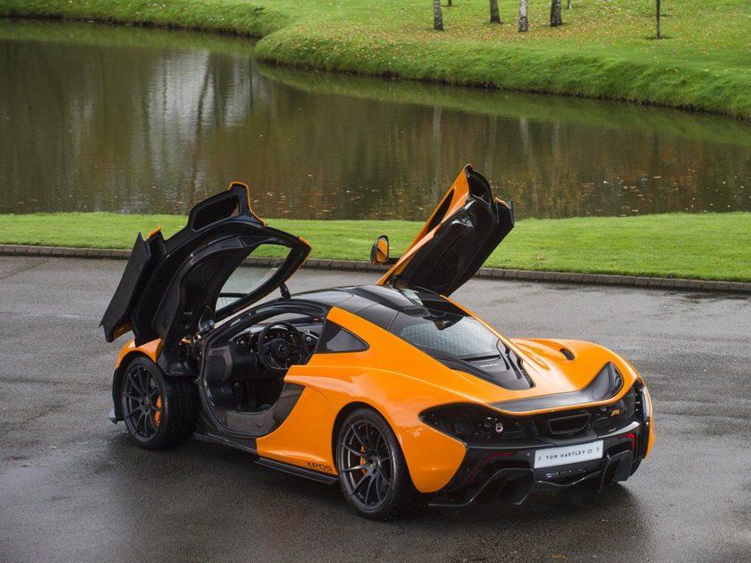 McLaren XP05