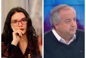 camila vallejo NICOLÁS MONCKEBERG