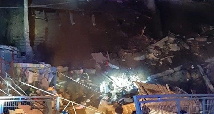 fatal derrumbe Valparaíso