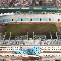 El estadio Tierra de Campeones
