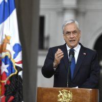 Piñera 40 horas