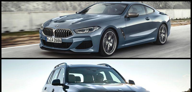 BMW renueva su gama alta con 3 nuevos modelos